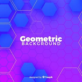 Fond géométrique colroful