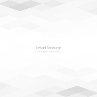Fond géométrique de couleur gris abstrait