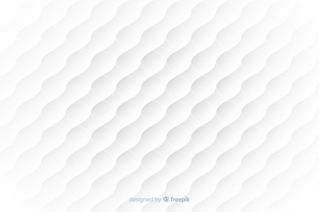 Fond géométrique dans le style de papier