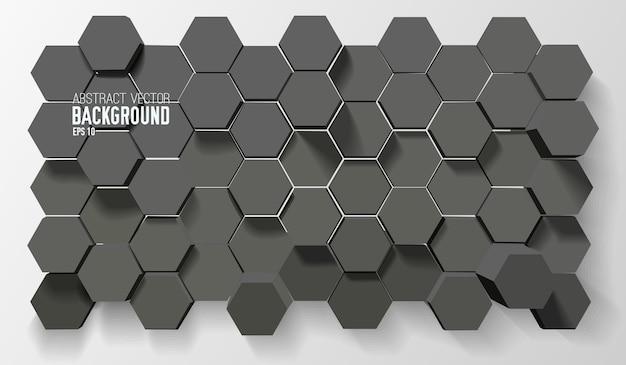 Fond géométrique futuriste