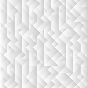 Fond géométrique gris 3d