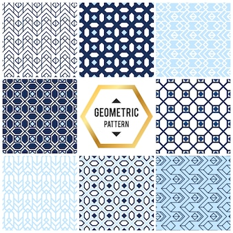 Fond géométrique avec losange et nœuds. motif géométrique abstrait