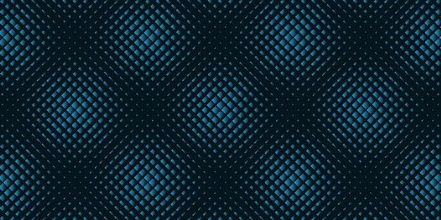 Fond géométrique monochrome