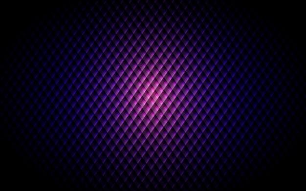 Fond géométrique avec motif abstrait violet foncé
