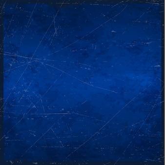 Fond grungy bleu foncé