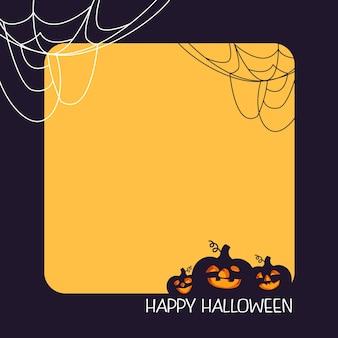 Fond de halloween effrayant
