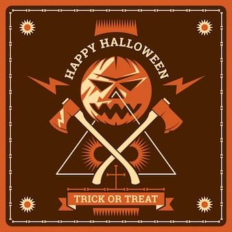 Fond d'halloween