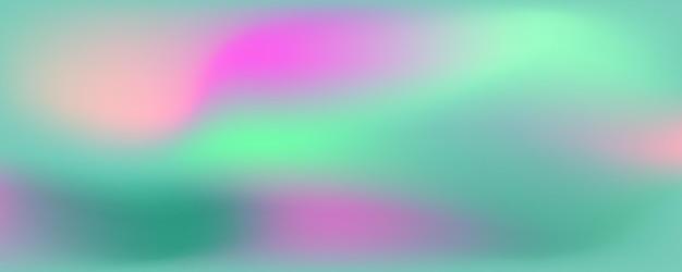 Fond holographique clair, illustration vectorielle.