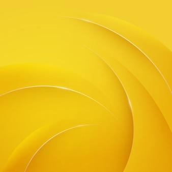 Fond jaune abstrait