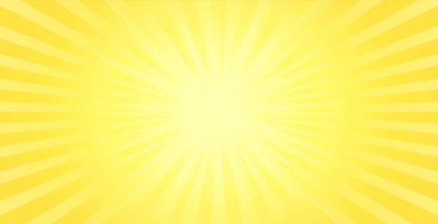 Fond jaune avec effet de lumière rougeoyante centrale