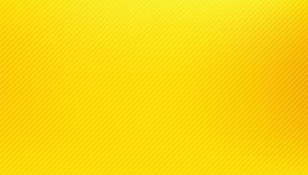 Fond jaune vif avec motif de lignes