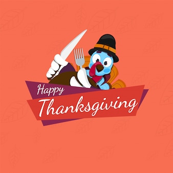 Fond de joyeux thanksgiving.