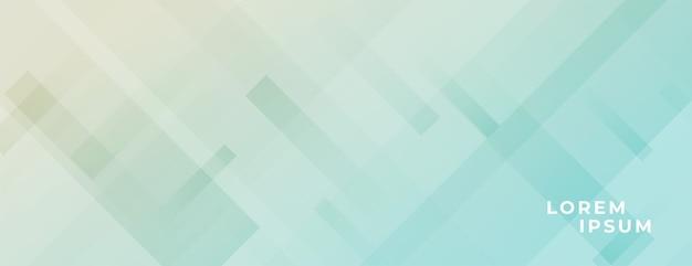 Fond large moderne avec design d'effet de lignes diagonales