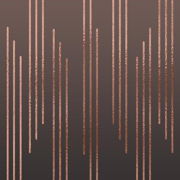 Fond de lignes abstraites élégantes