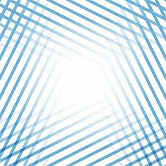 Fond de lignes bleues