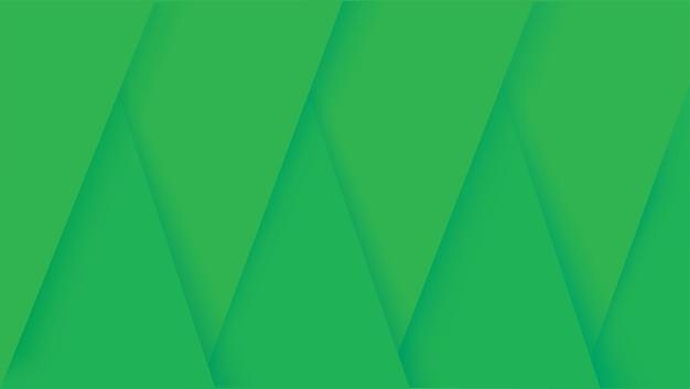 Fond de lignes de couleur verte