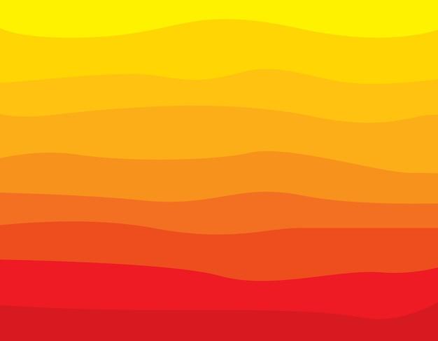 Fond de lignes de couleur