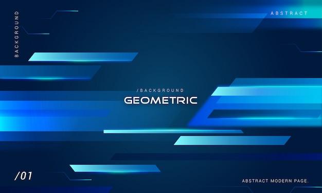 Fond avec des lignes géométriques