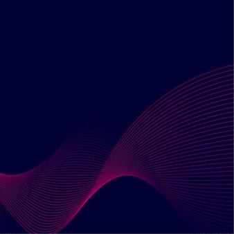 Fond de lignes minimalistes