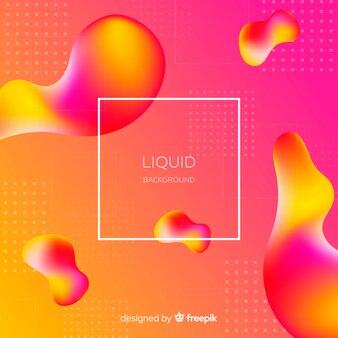 Fond liquide