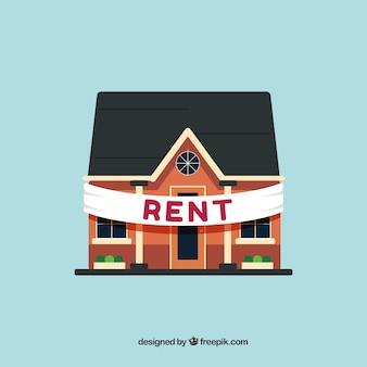 Fond de location de maison