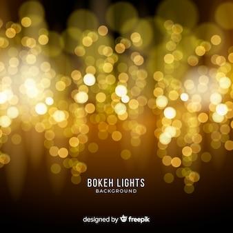 Fond de lumières bokeh