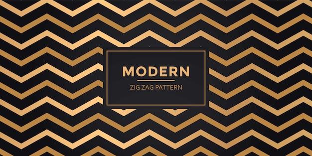 Fond de luxe avec des formes géométriques dorées