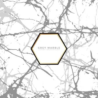 Fond de luxe en marbre gris