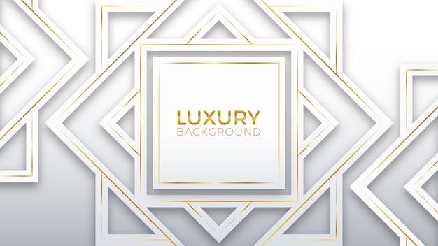 Fond de luxe en or blanc