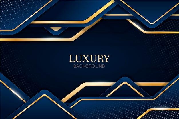 Fond de luxe de style dégradé