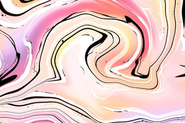 Fond de marbre acide