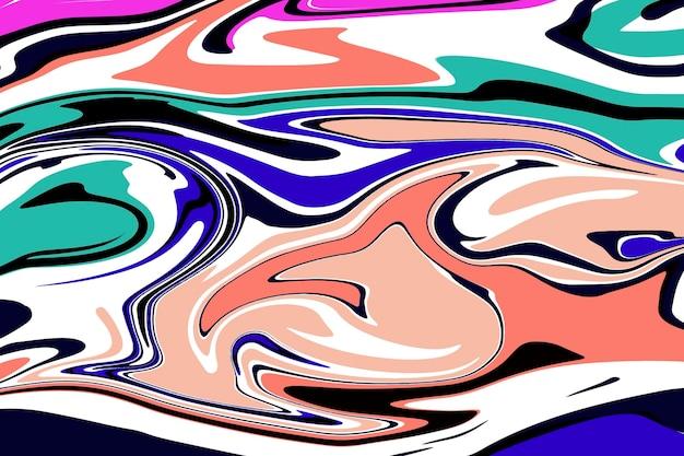 Fond de marbre de couleur acide