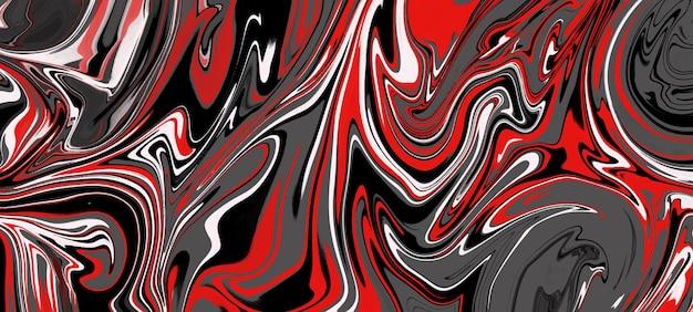 Fond de marbre liquide abstrait