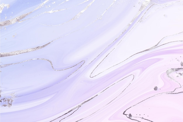 Fond de marbre liquide avec texture brillante dorée