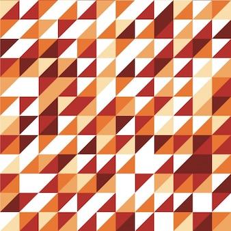 Fond marron géométrique
