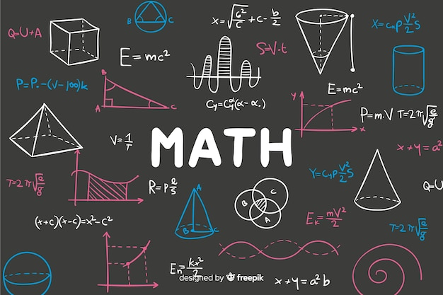 Fond de maths