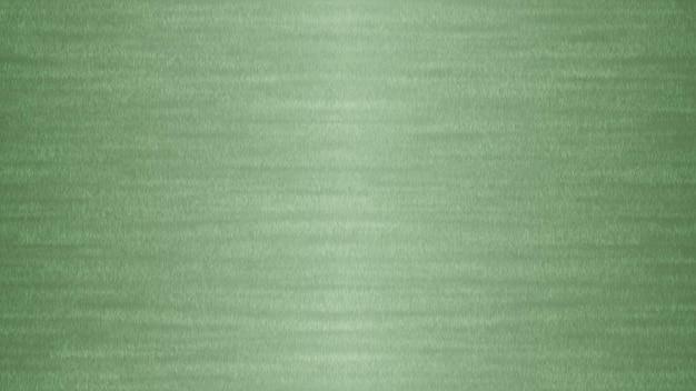 Fond métal abstrait dans des couleurs vertes