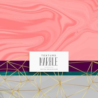 Fond de mode en marbre texture