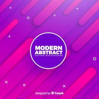 Fond moderne dans un style abstrait