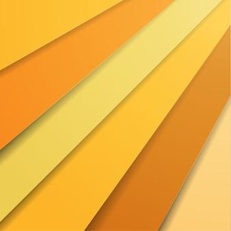 Fond moderne jaune et or
