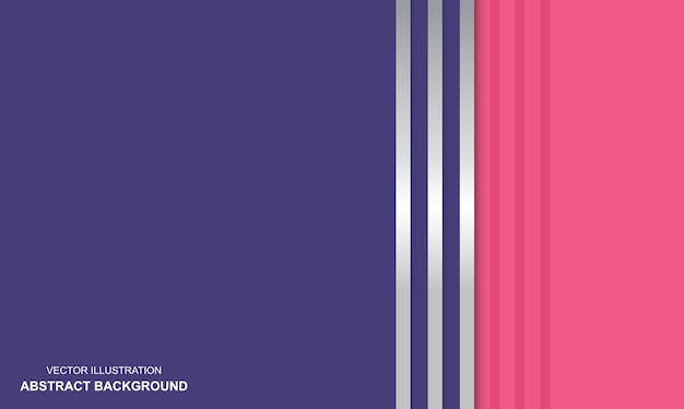 Fond moderne violet et rose élégant