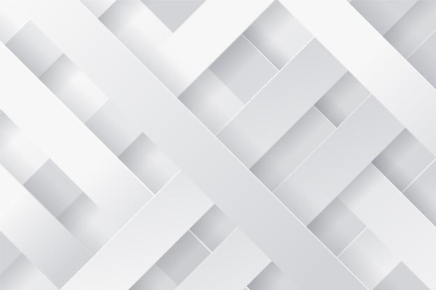 Fond monochrome blanc de style papier