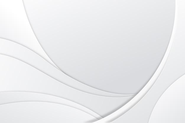 Fond monochrome blanc