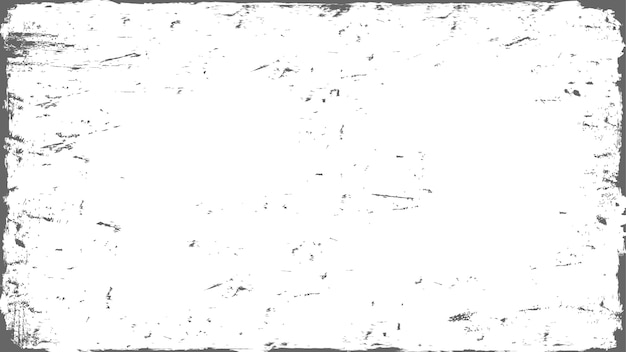 Fond monochrome texturé grunge abstrait vector