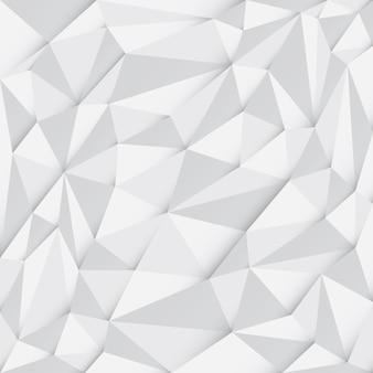 Fond de mosaïque abstraite polygonale