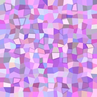 Fond de mosaïque violette