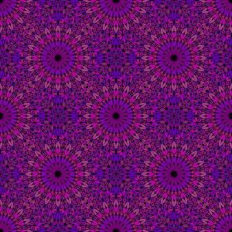 Fond de motif floral géométrique violet oriental bohème // n'utilisez pas d'étiquettes complexes // seulement une étiquette de mots ou d'étiquettes simples //