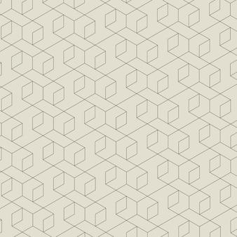 Fond de motif géométrique. concept de couleur monochrome
