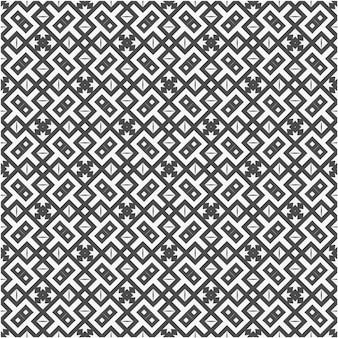 Fond de motif géométrique sans soudure abstraite moderne minimaliste
