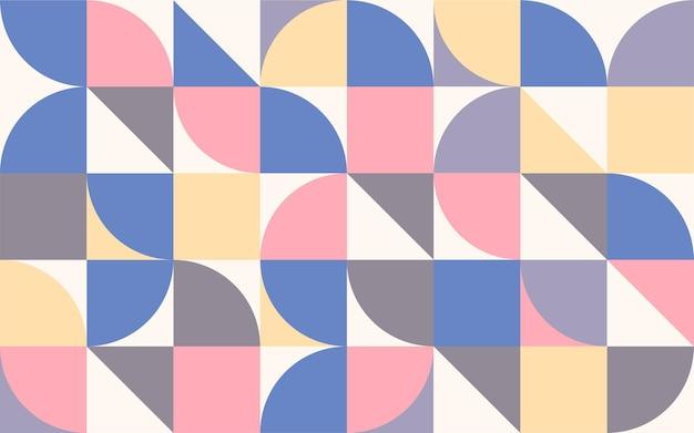 Fond de motif géométrique.